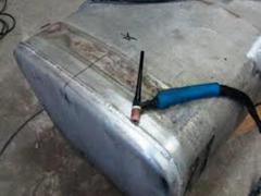Аргонная сварка, ремонт і відновлення виробів