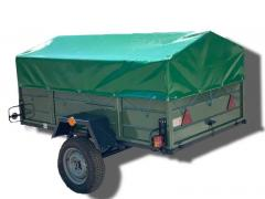 Buy trailer Lev 2000x1300 and other models