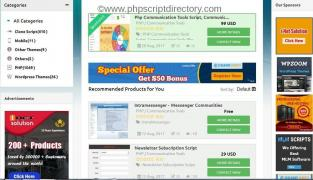 Communication Tools Php Script - Php Communication Tools Script