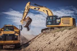 Excavator rental Kryvyi Rih