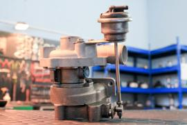 Factory repair of turbochargers of any complexity