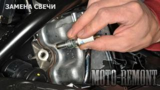 Ремонт и обслуживание мототехники, Киев