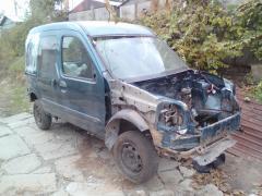 Renault Kangoo 98-12 запчасти бу